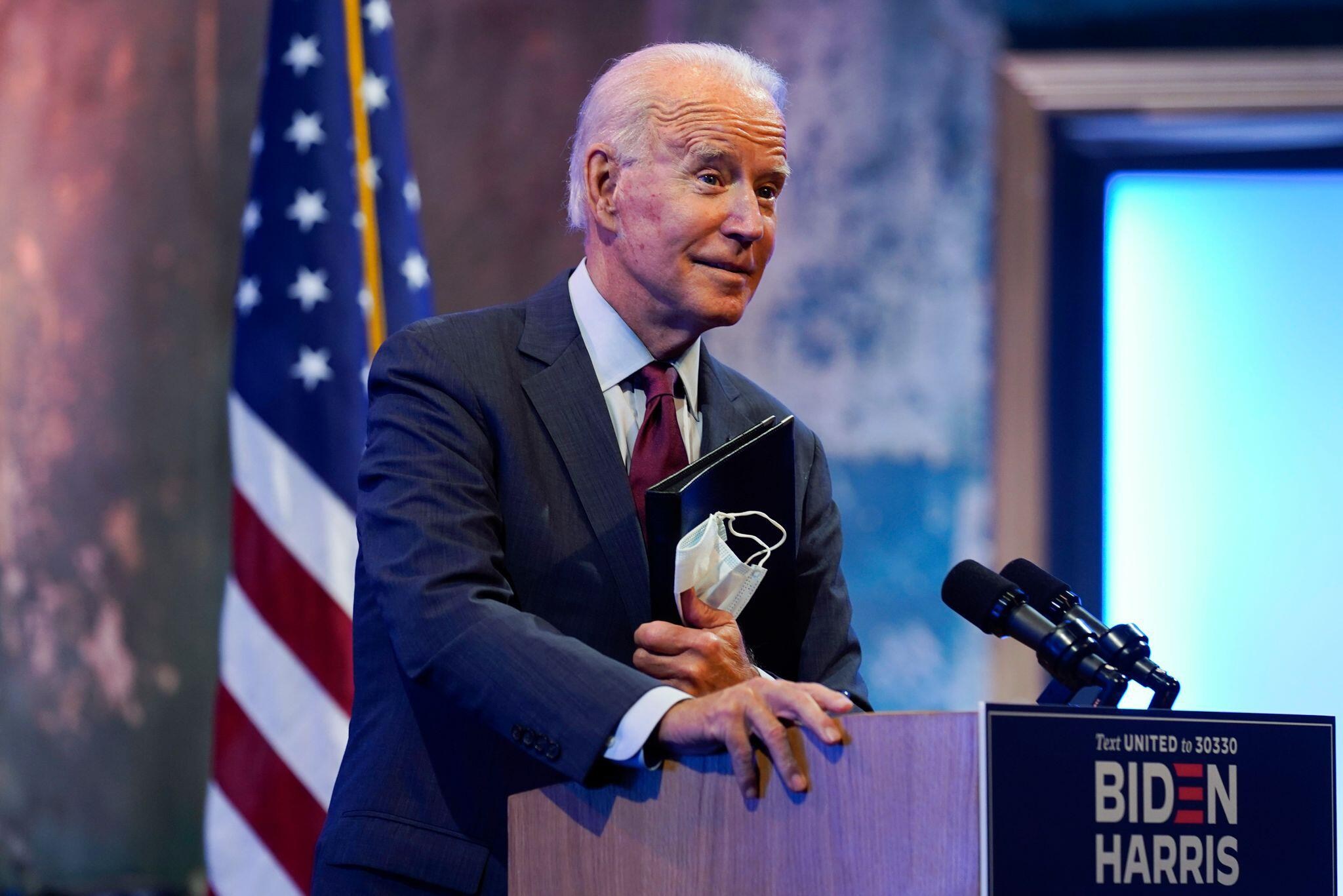 Bild zu Wahlkampf in den USA - Biden