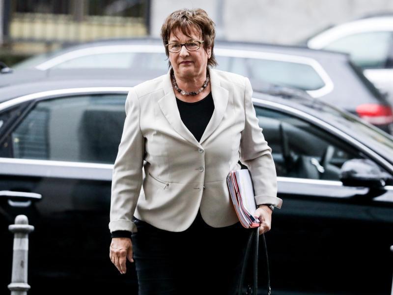 Bild zu Bundeswirtschaftsministerin Brigitte Zypries