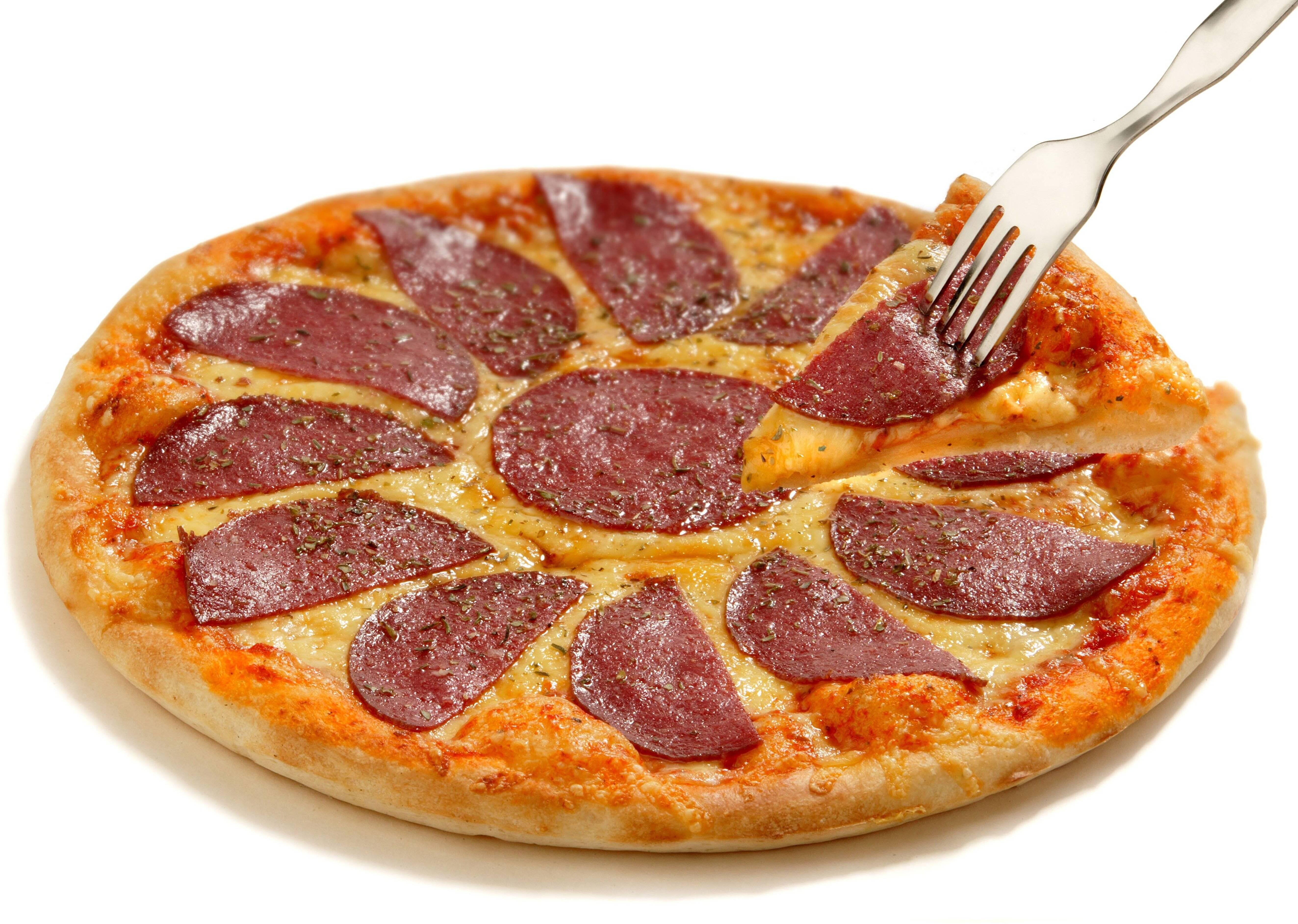 Bild zu Pizza ist gesünder als Müsli
