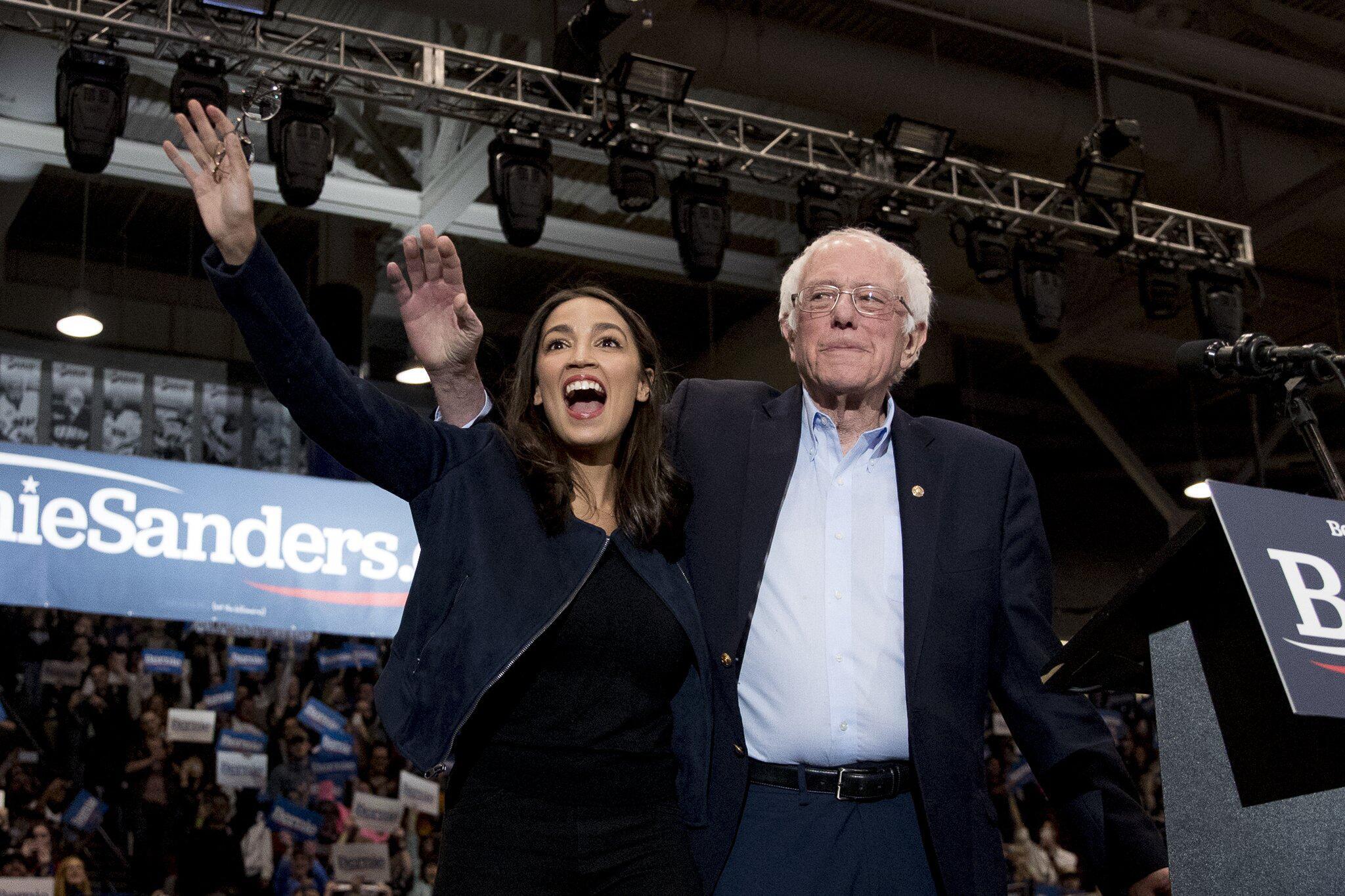 Bild zu Wahlkampf in den USA - Sanders
