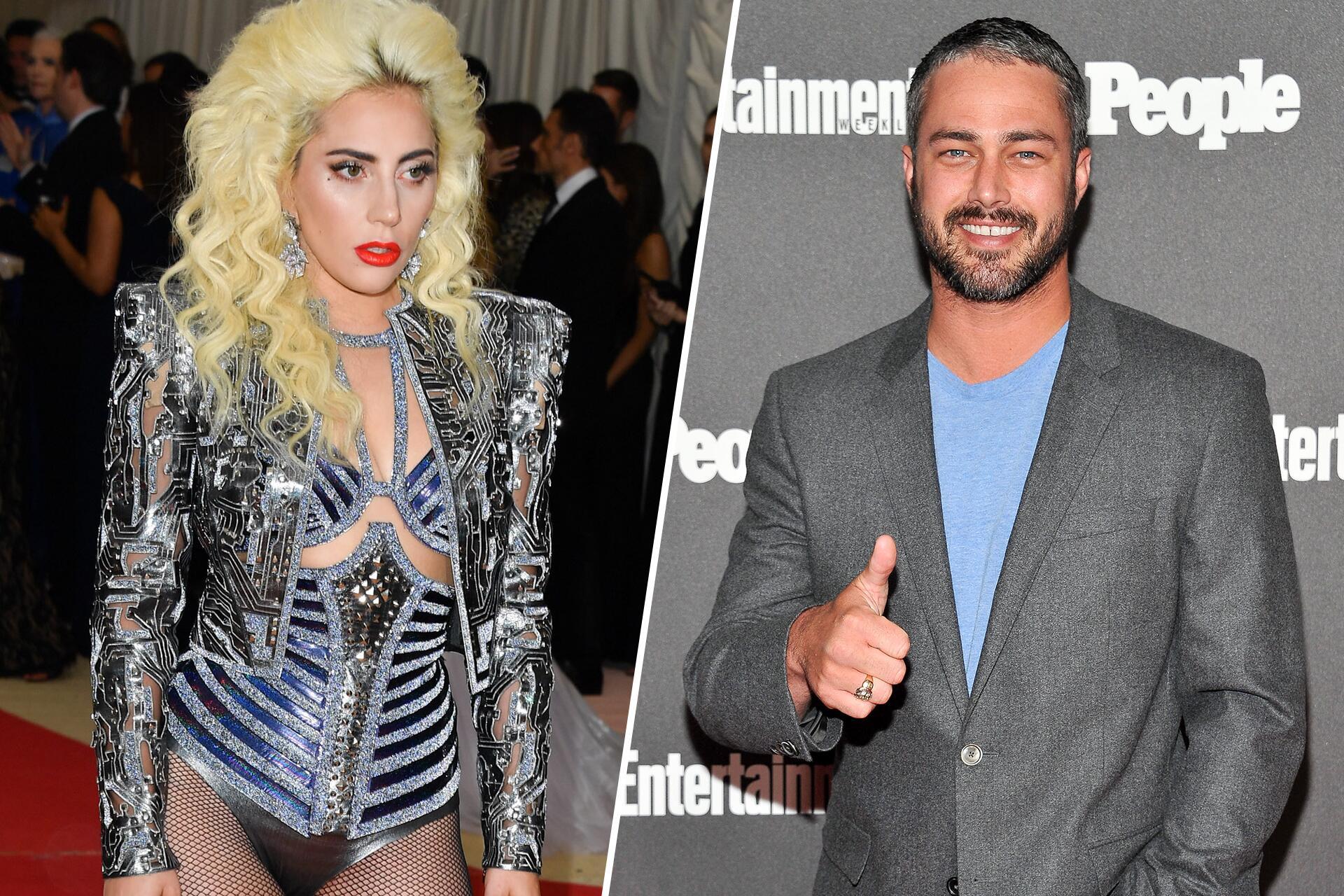 Bild zu Lady Gaga , Ex, Taylor Kinney, Neue, Freundin