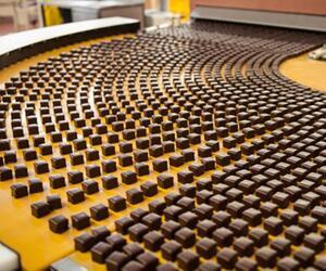 Produktion Dominosteine
