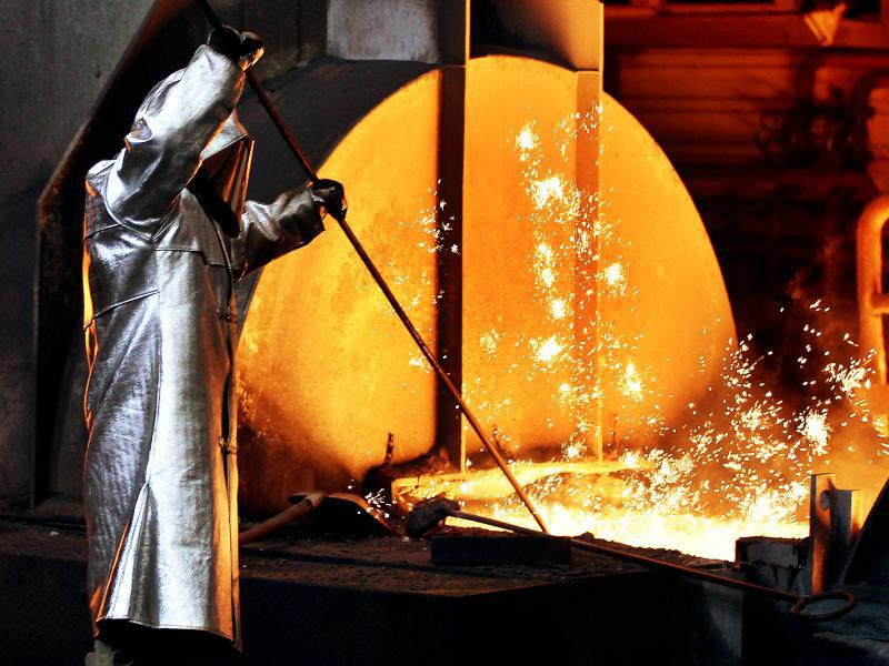 Bild zu Stahlkocher