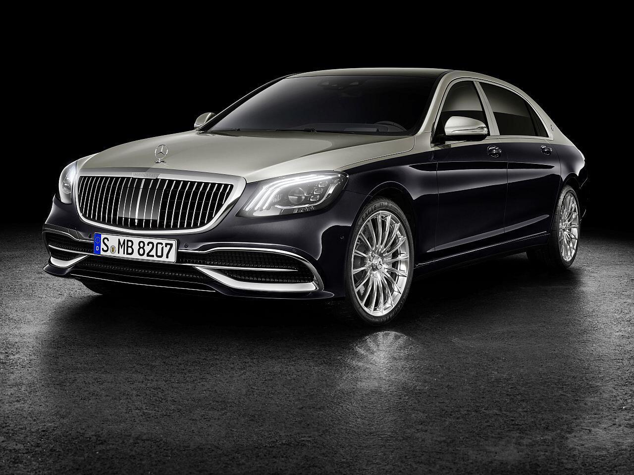 Bild zu Mercedes-Maybach S-Klasse
