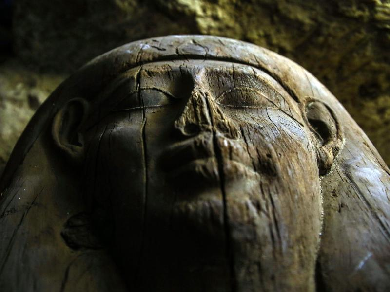 Bild zu Sarkophag