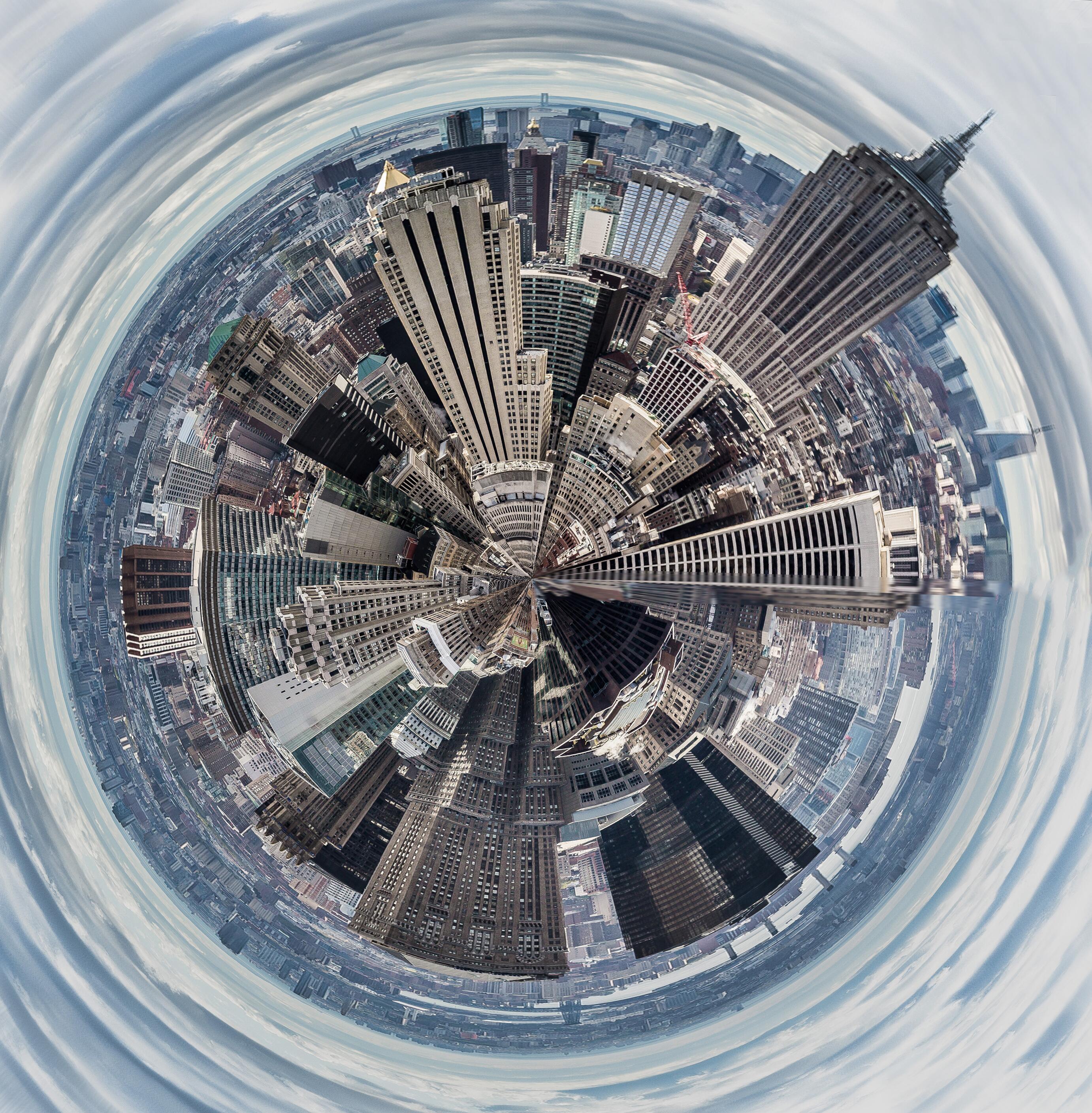 Bild zu Urbanisierung