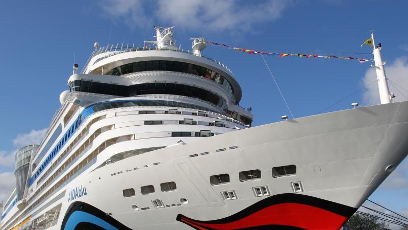 Clubschiff von AIDA