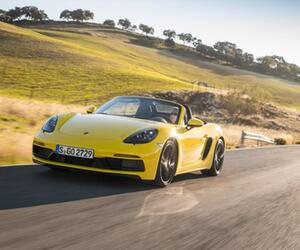Porsche 718er-Modelle als GTS