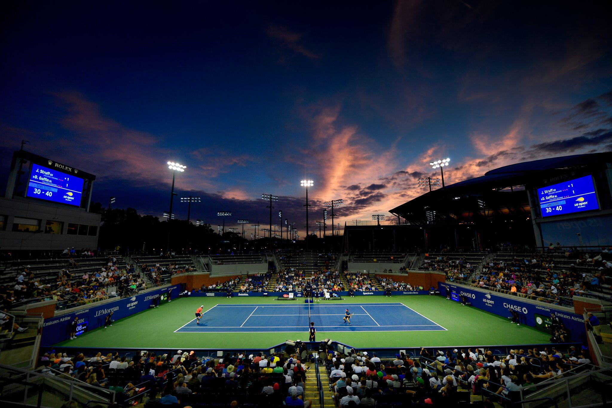 Bild zu US Open