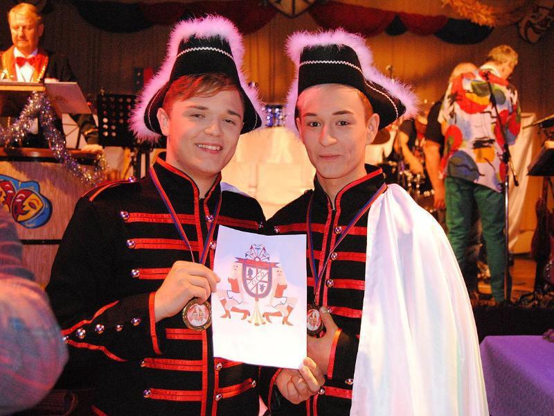 Bild zu Prinzenpaar