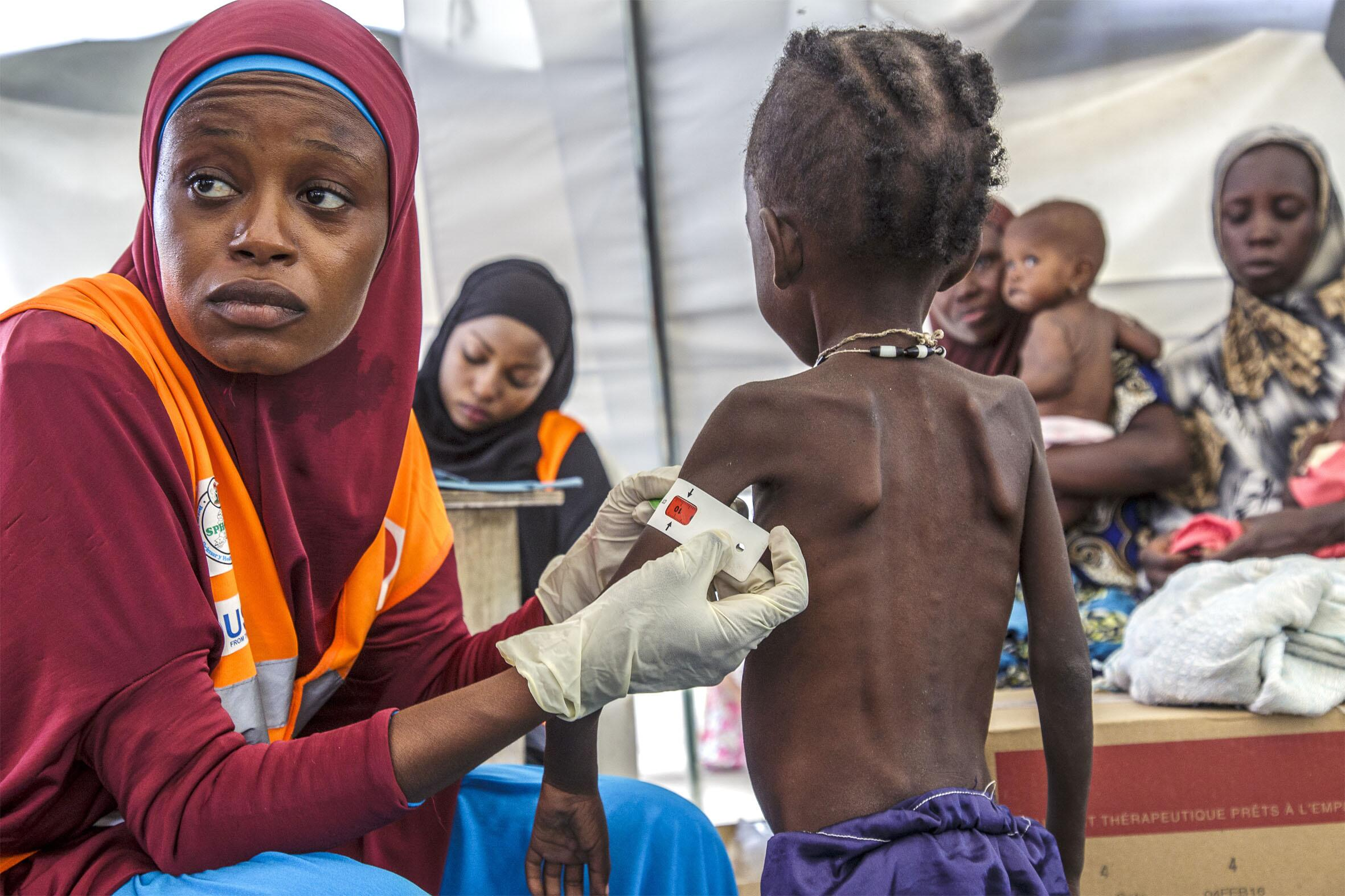 Bild zu Afrika, Jemen, Hungerkrise