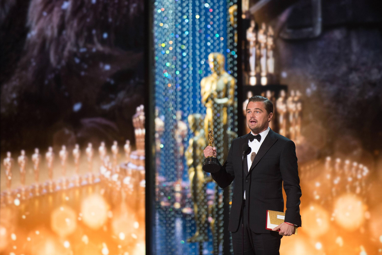 Bild zu Leo DiCaprio