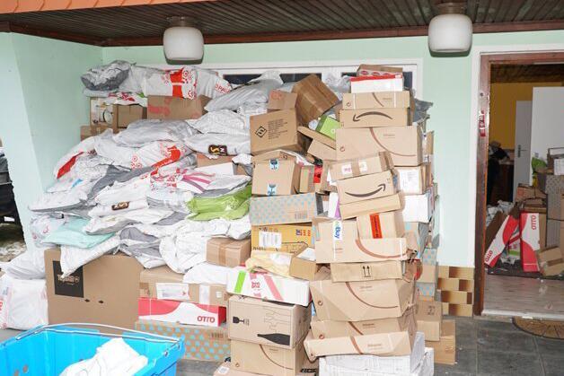 Bild zu Brandenburg, Polizei, Pakete