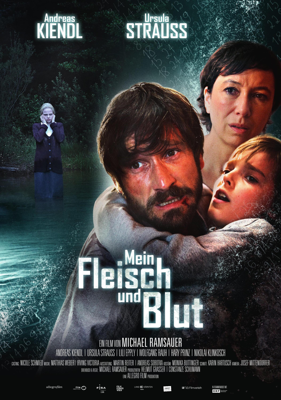 """Bild zu """"Mein Fleisch und Blut"""" von Michael Ramsauer, Plakat"""