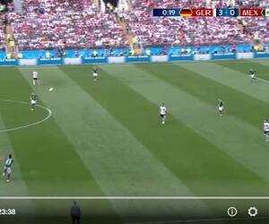 WM 2018, Deutschland - Mexiko
