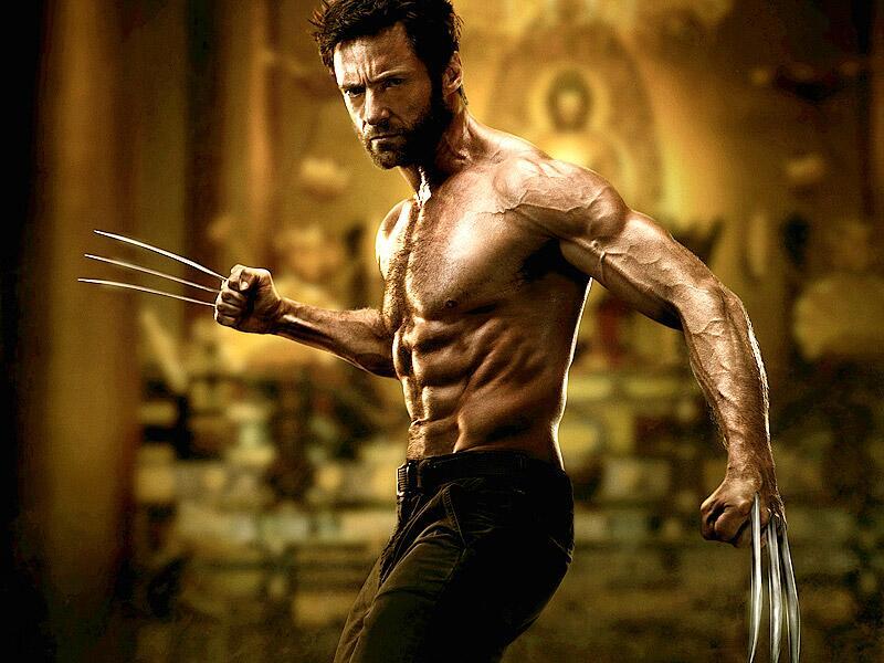 Bild zu Wolverine