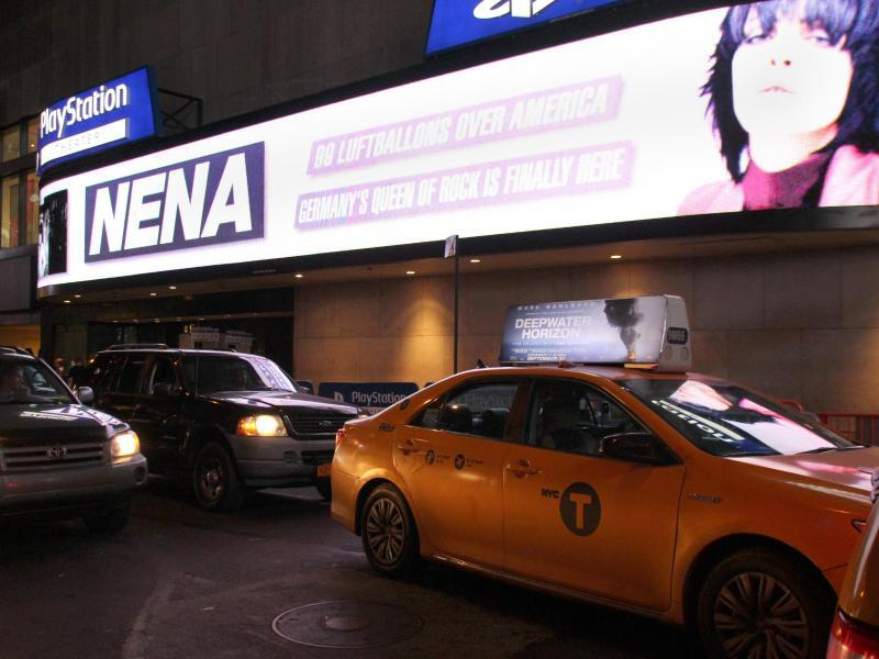 Bild zu Nena- Konzert in New York