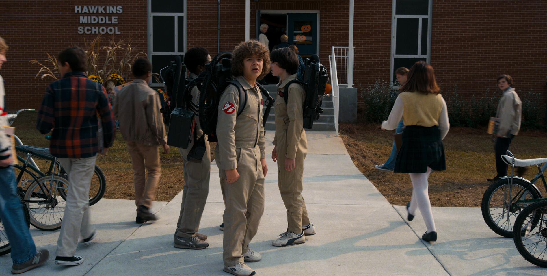 Bild zu Netflix, Stranger Things, Dustin Henderson