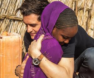 Orlando Bloom, UNICEF, Niger