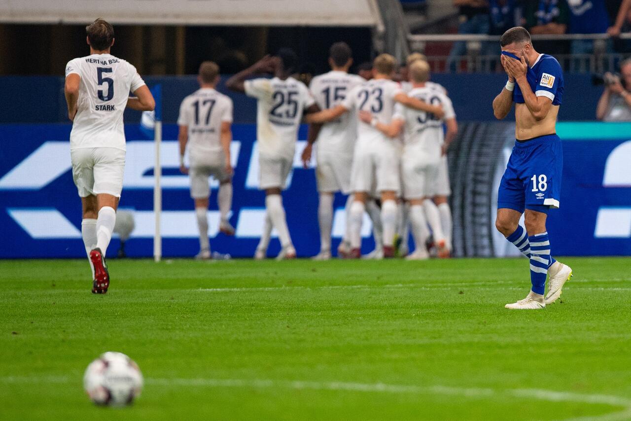 Bild zu FC Schalke 04 - Hertha BSC