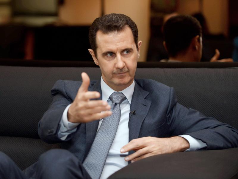 Bild zu Baschar al-Assad
