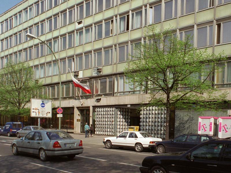 Bild zu Polnische Botschaft in Berlin