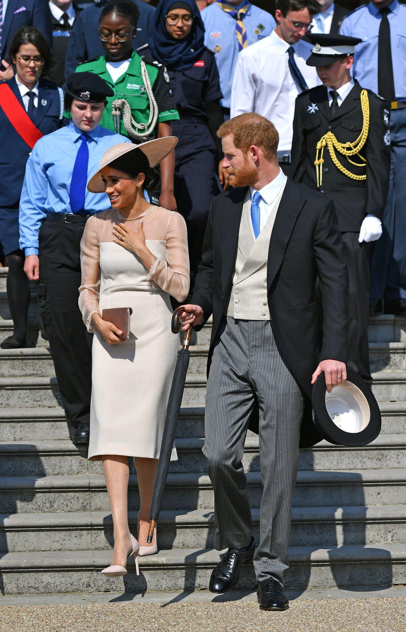 Bild zu Gartenfest im Buckingham Palace