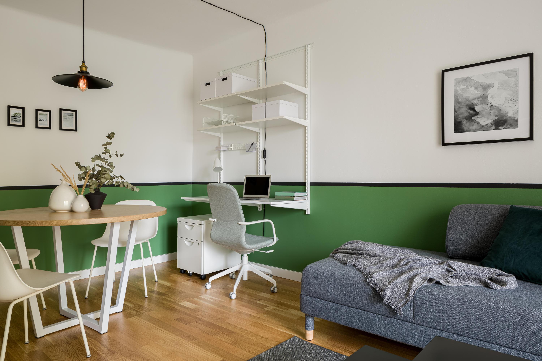 Bild zu Praktisch, Möbel, kleine Räume, Wohnung, Zuhause, gemütlich, klappbett, kla