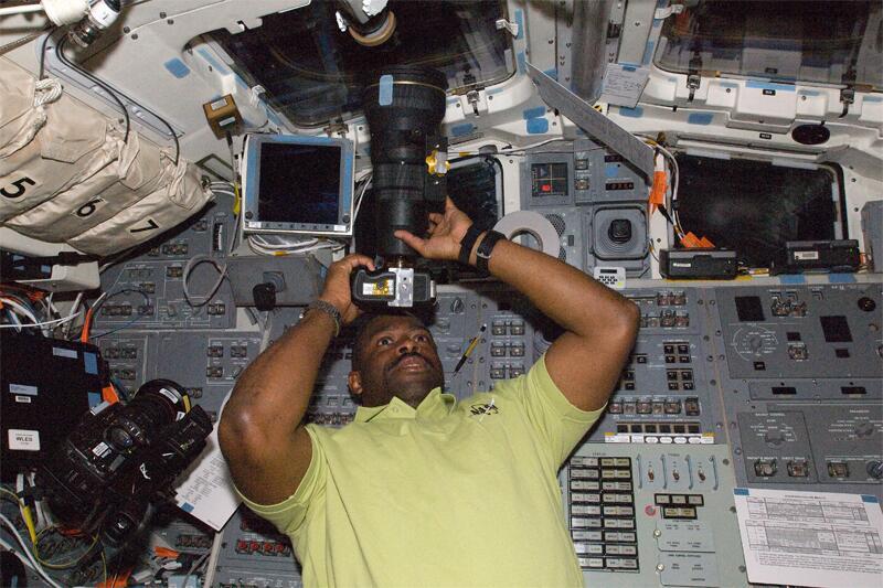 Bild zu Atlantisflug STS 129