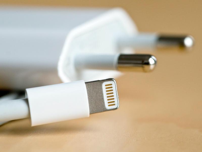 Bild zu Apple Lightning-Anschluss