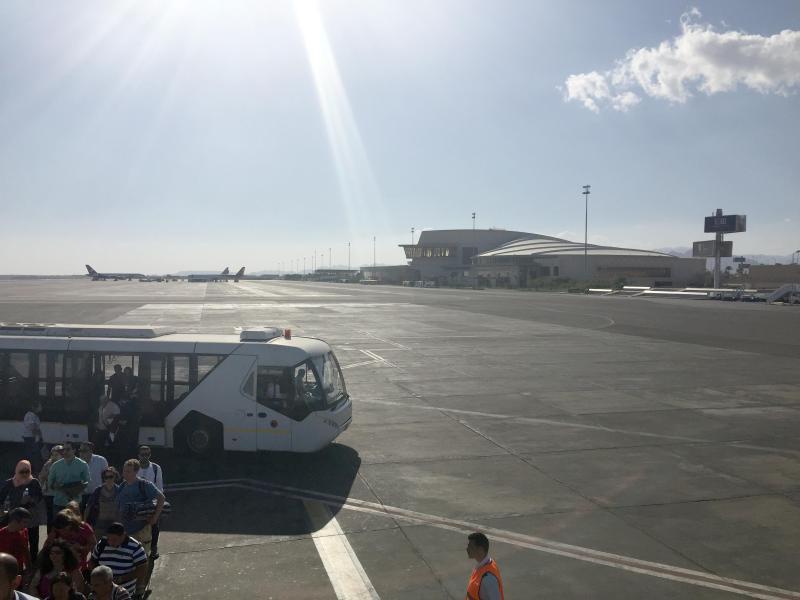 Bild zu Flughafen Scharm el Scheich
