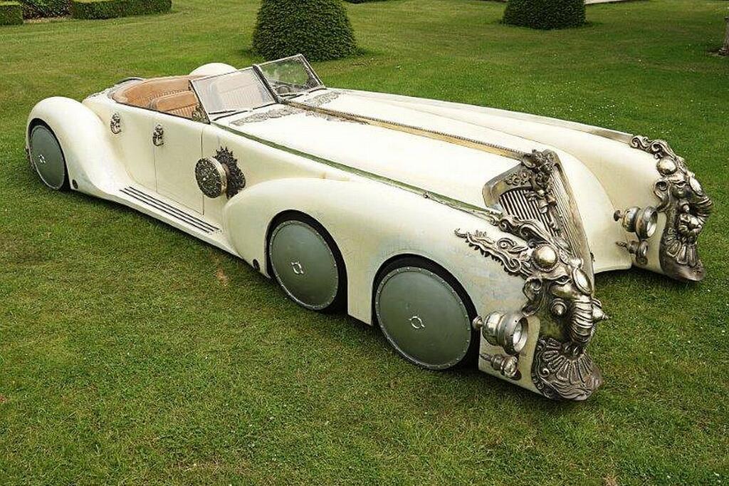 Nautilus Car: Das skurrilste Filmauto aller Zeiten kommt unter den Hammer