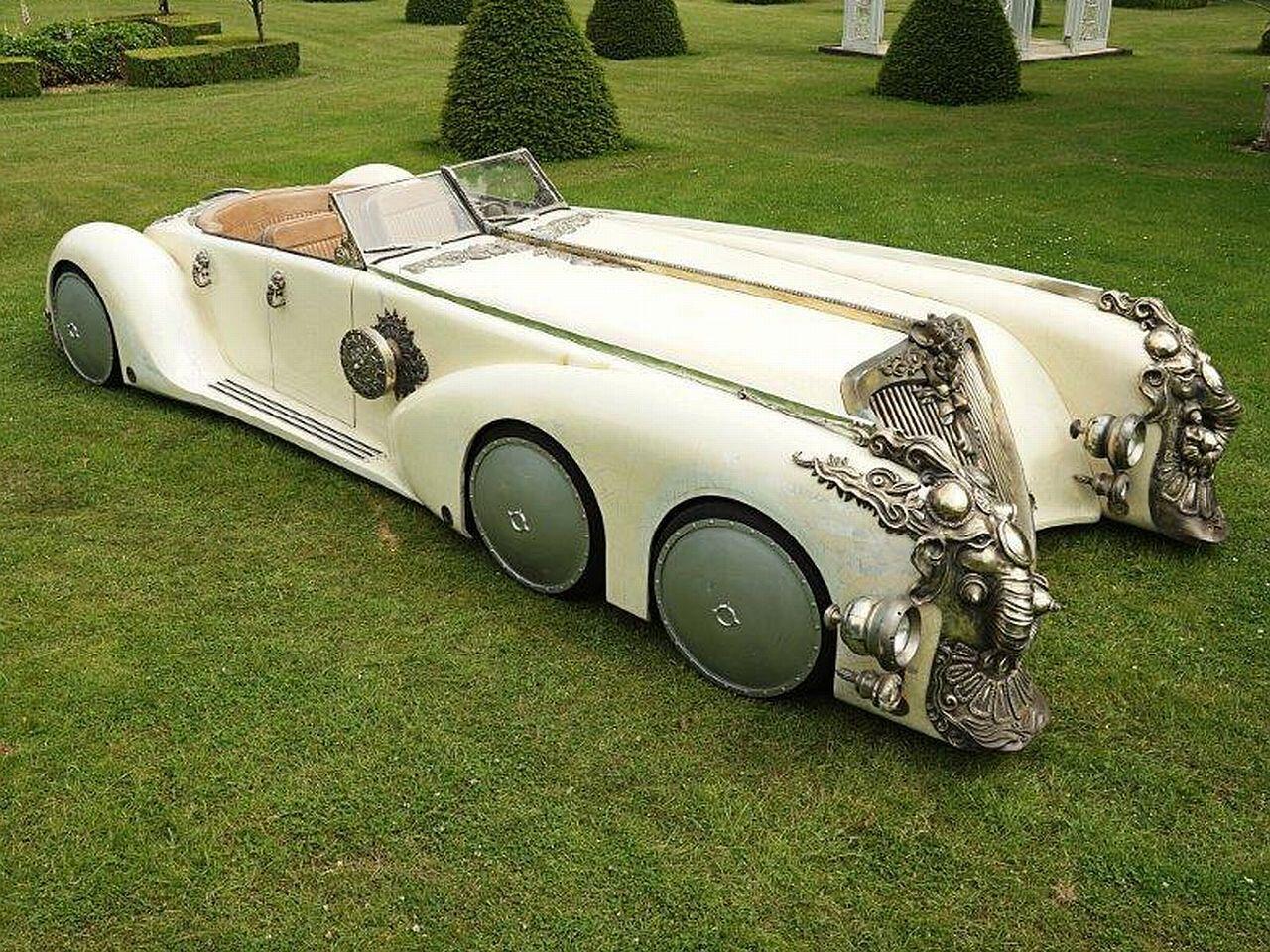 Bild zu Nautilus Car: Das skurrilste Filmauto aller Zeiten kommt unter den Hammer