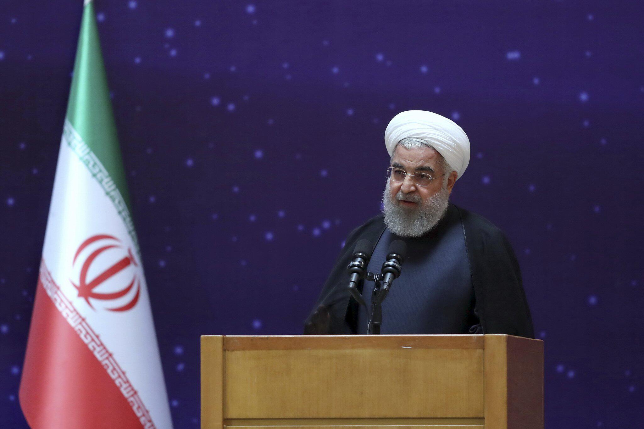 Bild zu Präsident Hassan Ruhani
