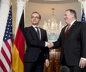 Heiko Maas, Mike Pompeo, Washington, Außenminister, Antrittsbesuch, USA