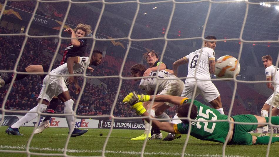 Bayer Leverkusen - FC Zürich