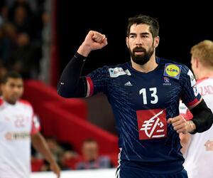 Handball European Championships - France vs Denmark