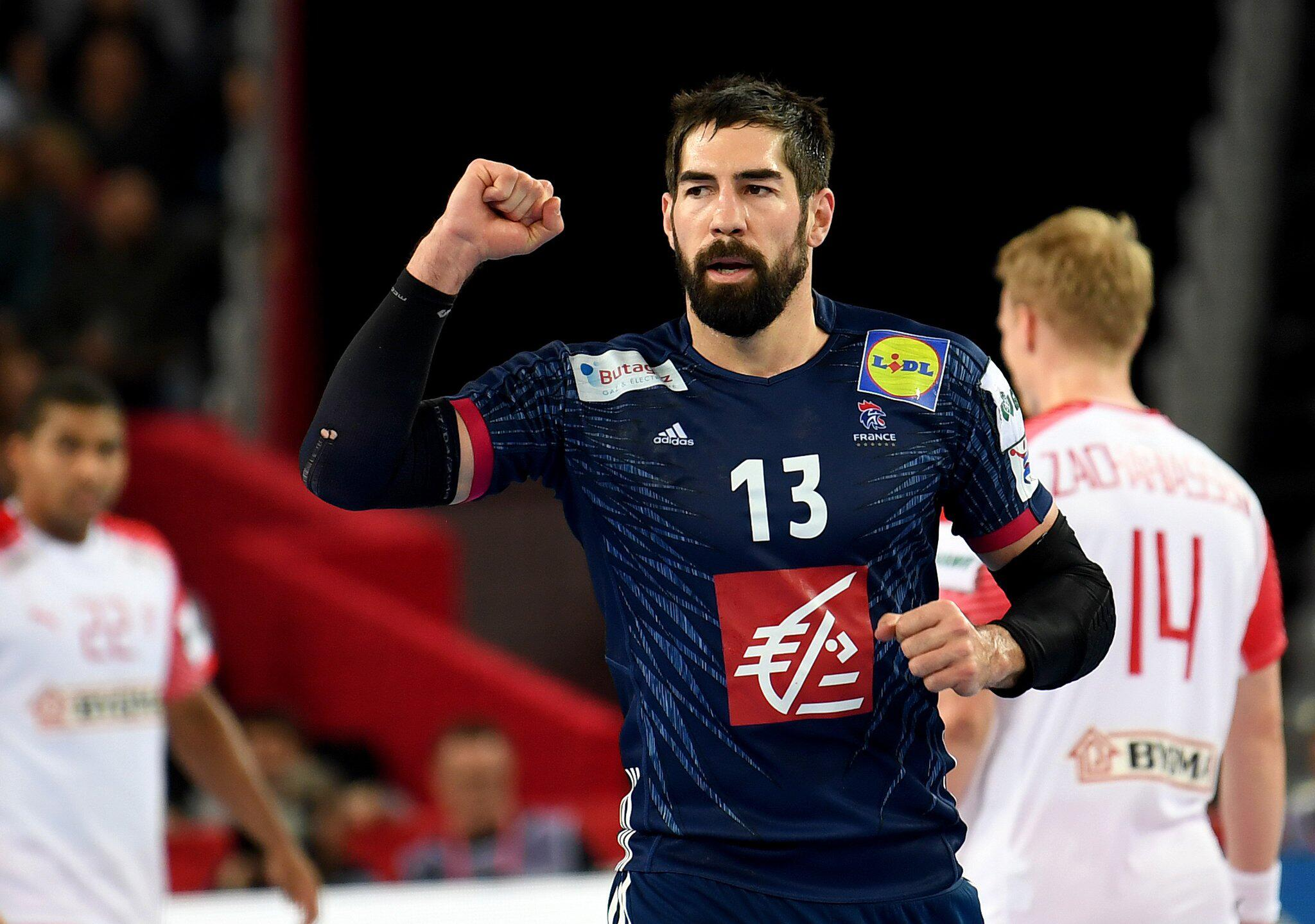 Bild zu Handball European Championships - France vs Denmark
