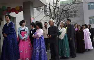 Wahlen in Nordkorea