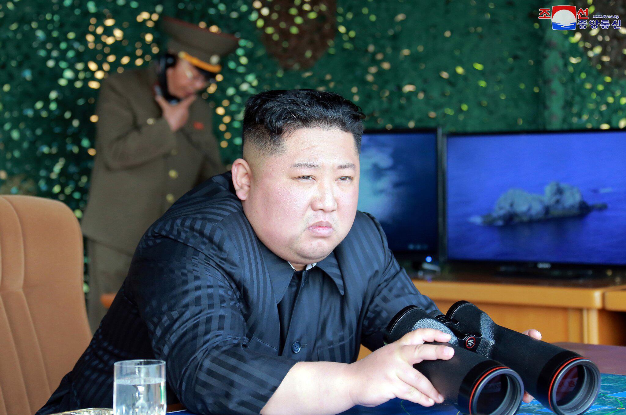 Bild zu Nordkorea testete Raketen und Lenkwaffen