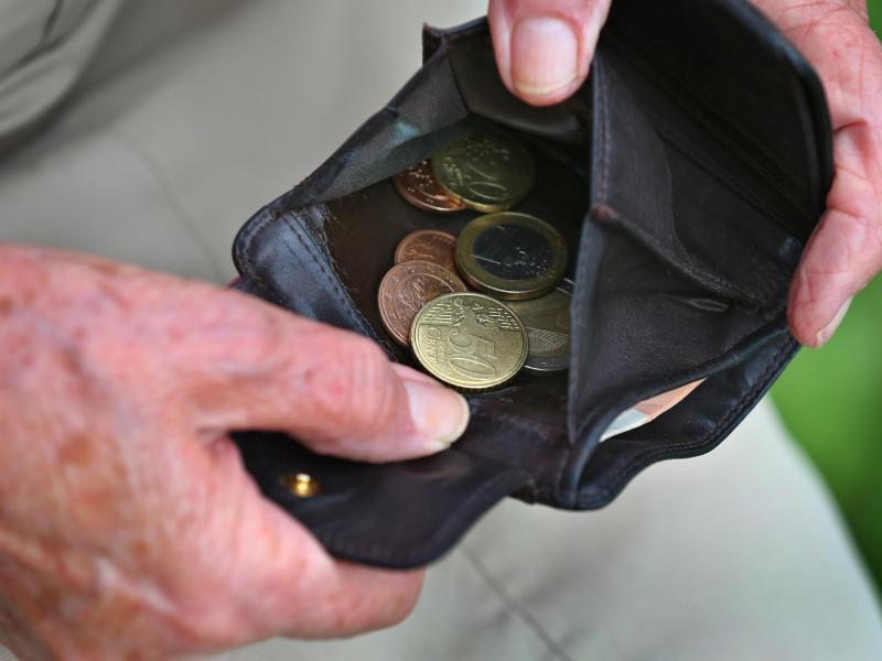 Bild zu Renten werden erhöht