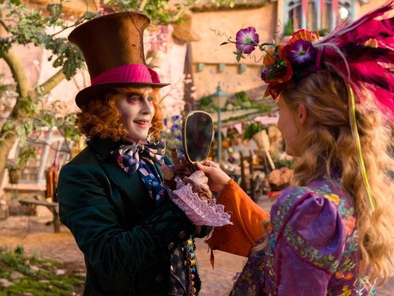 """Bild zu Alice im Wunderland 2: Hinter den Spiegeln"""""""