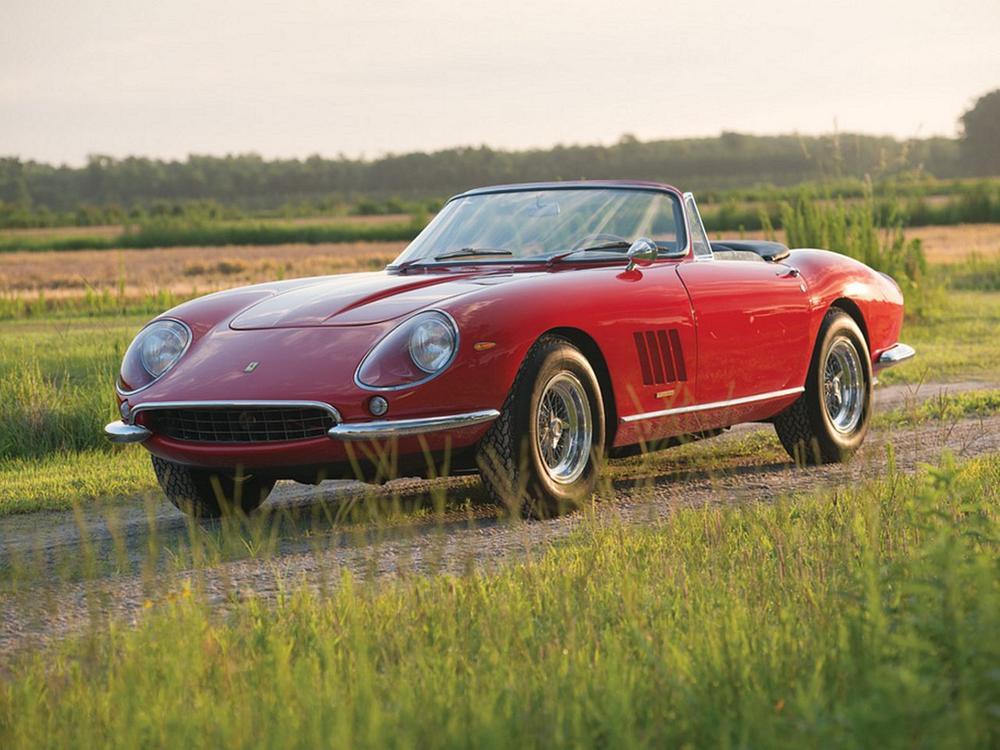 Bild zu Ferrari 275 GTB 4 NART Spyder