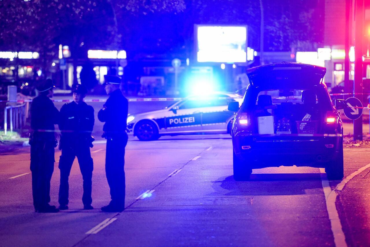 Bild zu Man in Hamburg-Eilbek presumed to have been shot