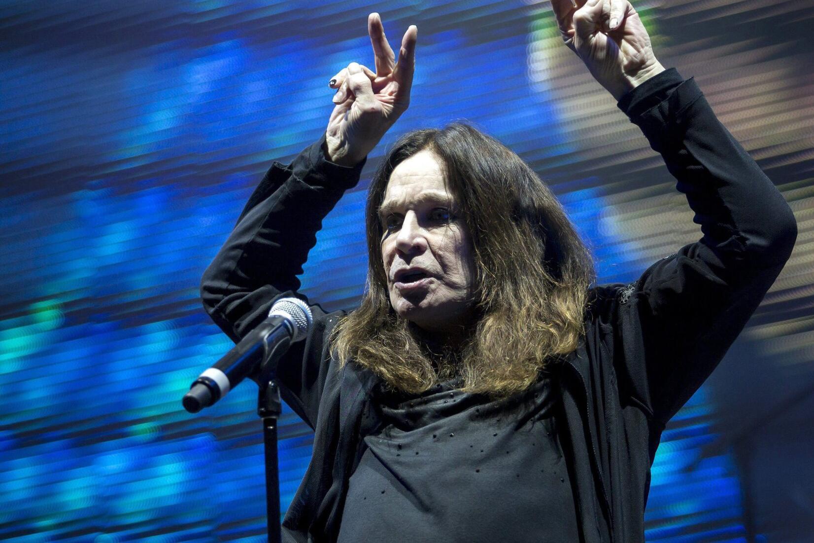 Bild zu Ozzy Osbourne