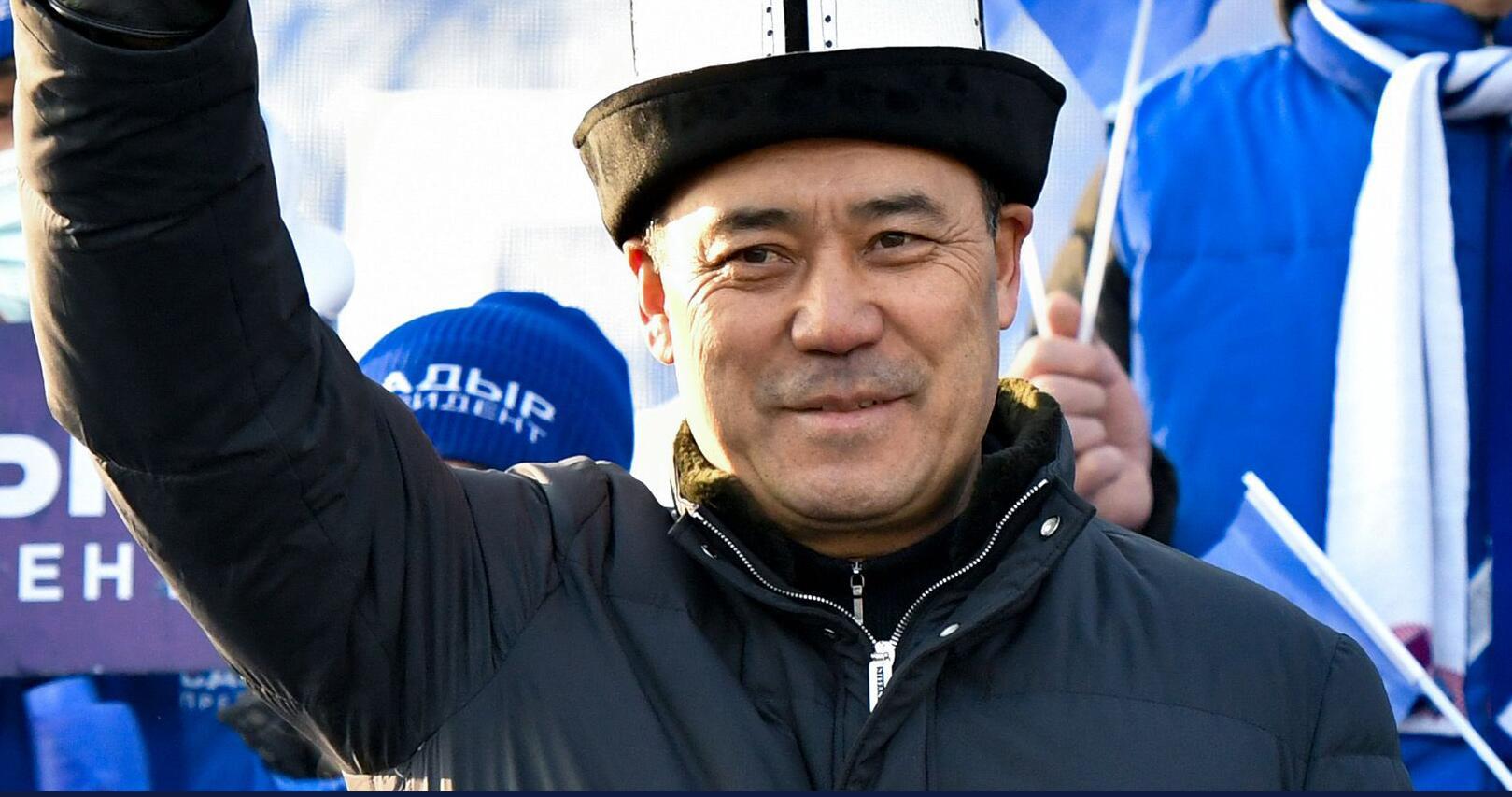 Bild zu Vor der Präsidentschaftswahl in Kirgistan