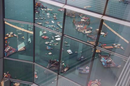Sky100, Hongkong
