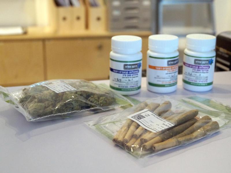 Bild zu Cannabis als Medizin