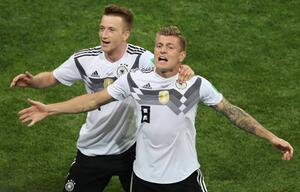 Toni Kroos, WM 2018, Weltmeisterschaft, DFB Team, die Mannschaft