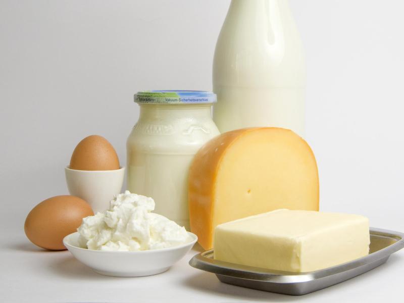 Bild zu Milchprodukte